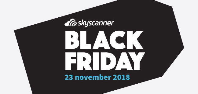 Skyscanner Black Friday Deals