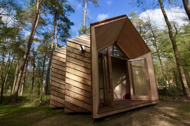 🏡 Tiny house op de Veluwe