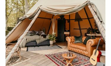 ⛺️ Glamping in Limburg (NL)