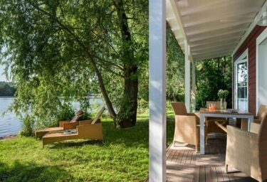 Lakeside cottage in Center Parcs Frankrijk